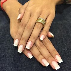 Unhas de GEL by @elianesampaio #mgHairDesign