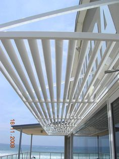 Buy Aluminium Arm supported Awnings