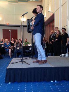 J2 Breakfast Panel  #VanCon2013 via Liz