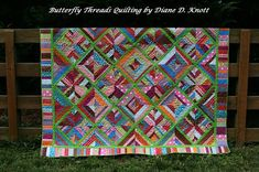 Butterfly Threads Teaching Calendar, Strip Quilts, Scrap, Butterfly, Stitch, How To Plan, Blanket, Quilting, Pattern