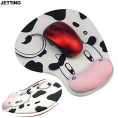 JETTING Economic Wrist Support Cloth Laptop Computer Gaming Mouse Pad Keyboard Mat Drop Shipping. Yesterday's price: US $4.99 (4.07 EUR). Today's price: US $3.99 (3.27 EUR). Discount: 20%.