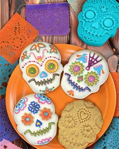Love these mexican cookie cutters from @Tiffany Lutnick