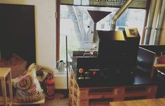 Fabrica de cafe