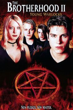 The Brotherhood 2 - Young Warlocks Is An American Horror Movie That Is The Second Installment Of The Brotherhood Series. Best Movie Posters, Horror Movie Posters, Best Horror Movies, Horror Films, Latest Movies, New Movies, American Horror Movie, Charles Band, Sean Faris