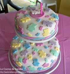 1000 images about puerto rico themed cakes on - Bizcochos para cumpleanos ...