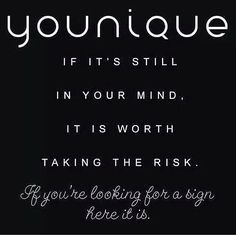 If you're still thinking about it, then yes take the risk!!! I did! My only regret is not joining sooner! You will work with an amazing group of women who will support you every step of the way.