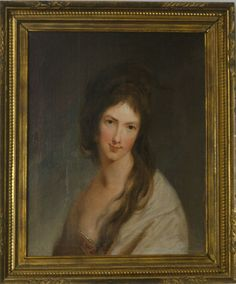 Fanny Bassett (1767-1796) Niece of Martha Washington and grew up to marry George Washington's nephew George Augustine Washington.