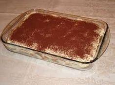 Tiramisu ook geschikt voor kinderen en oudere mensen is een lekker recept, Heerlijk tiramisu recept, zonder ei!
