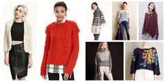 Oh how we love winter sweater season! Here's some shopping inspiration!