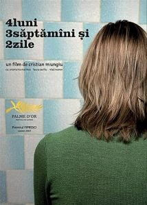4 months, 3 weeks and two days, by Cristian Mungiu