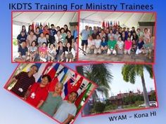 20 Korean Students took the Training for Ministry!