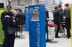 From functional and decorative liquid coatings to UV-curable, solvent- and water-based inks, the products displayed at the Marabu booth gave visitors an insight into the versatility and respective benefits of screen, pad, and digital printing – beyond conventional graphic applications.