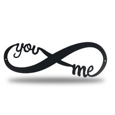 Silhouette Design Store - View Design you and me infinity And me and you Aleena and tasha Silhouette Cameo Projects, Silhouette Design, Body Art Tattoos, Tatoos, Vinyl Projects, String Art, You And I, You And Me Sign, Cricut