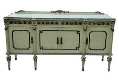 :*} French  Neoclassical-Style Buffet on OneKingsLane.com