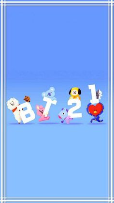 ♥ BT21 Wallpapers pt.3 ♥   ARMY's Amino