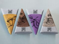 Shorf on Packaging of the World - Creative Package Design Gallery