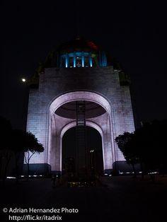 21-01-2016-2 | por itadrix Monumento a la Revolución. Hermoso