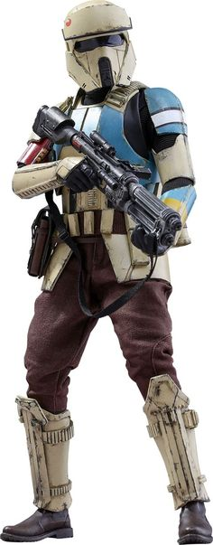 Scarif Shore Trooper from Star Wars Rogue One