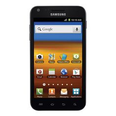 Samsung Galaxy S II (Generic) | Android Smartphone | Samsung Mobile