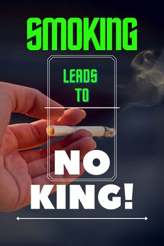 Smoking, the act of inhaling and exhaling the fumes of burning plant cloth. A diffusion of plant substances are smoked, which includes marijuana and cannabis, however, the act is maximum. Why SMOKING is BAD