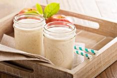 Protein Smoothies Archives - All Nutribullet Recipes Protein Smoothies, Smoothie Proteine, Apple Pie Smoothie, Protein Shake Recipes, Protein Shakes, Whey Protein, Coconut Protein, Apple Cider Vinegar Detox, Smoothie Recipes