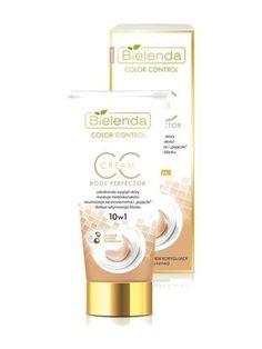 BIELENDA COLOR CONTROL 10IN1 MULTIFUNCIONAL BODY CREAM CORRECTOR - Moon Cosmetics