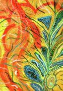 Scott Harrington - Intimacy Please visit for more info: www.facebook.com/scottharringtonfineart Lenox, MA  413-348-4505 #abstractart   #scottharrington