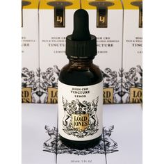 Lord Jones Pain & Wellness Formula Tinctures