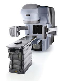 Varian Clinac. I've been training on this monster for 7 weeks.