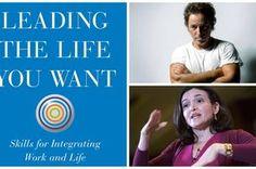 Author Stewart Friedman cites Sheryl Sandberg and Bruce . Business Journal, Business News, Startup News, Harvard Business Review, Work Life Balance, Author, Writers