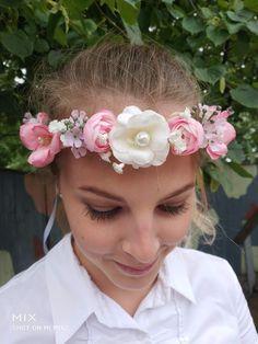 Svatební čelenka pro nevěstu nebo družičku Fashion, Moda, Fashion Styles, Fashion Illustrations