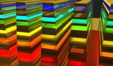 """Nanotechnology Today - Rainbow Trapping in Hyperbolic Metamaterial Waveguide - An up-close look at the """"hyperbolic metamaterial waveguide,"""" which catches and ultimately absorbs wavelengths (or color) in a vertical direction Used Solar Panels, Solar Panel Cost, Solar Energy Panels, Stealth Technology, Solar Water Heater, Solar Energy System, Panel Systems"""