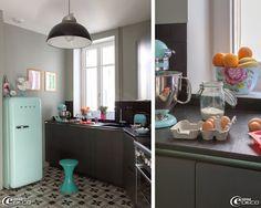Stunning haus einrichtung midcentury Mid Century Design in Grau plus farbkr ftige Accessoires heiteres