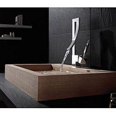 Kraus Millenium Modern Bathroom Faucet O.Co