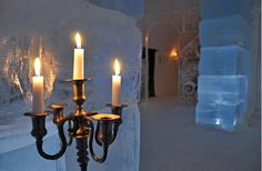 10 Coolest Ice Hotels To Stay   I love Travelling