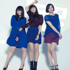 Perfume – The Best J Pop Bands, Perfume Jpop, Japanese Girl Group, Paco Rabanne, Sexy High Heels, Body Spray, Fragrance, Collection