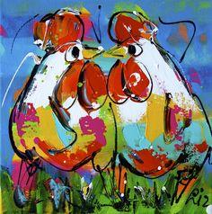 Hallo - www.vrolijkschilderij.nl