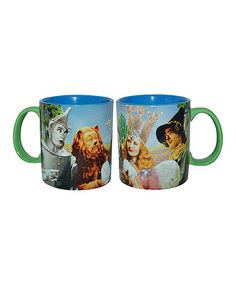 Another great find on #zulily! Wizard of Oz Mug #zulilyfinds