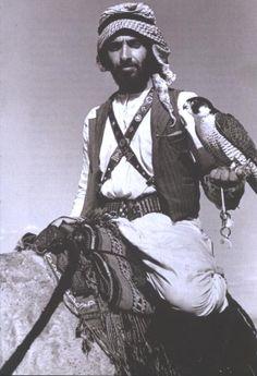 Sheikh Zaïed fondateur des Emirats Arabes Unis, premier président.