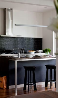 24 Best Monochrome Kitchens Images Home Kitchens Kitchen Dining