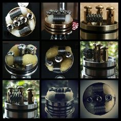 Favorite coil builds.
