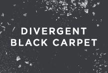 Divergent Black Carpet.