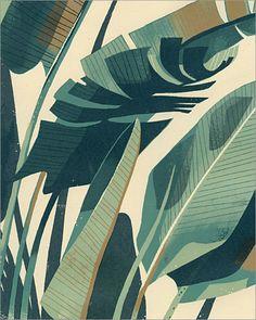 Palm Plant 2, Chris Turnham