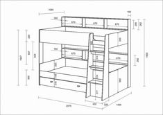 100 Diy Crafts, Floor Plans, Kids, Furniture, Projects, Woodworking, Beds, Young Children, Log Projects