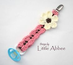 Hey, I found this really awesome Etsy listing at http://www.etsy.com/listing/92051226/download-now-crochet-pattern-pacifier