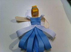 Cinderella Hair Clip
