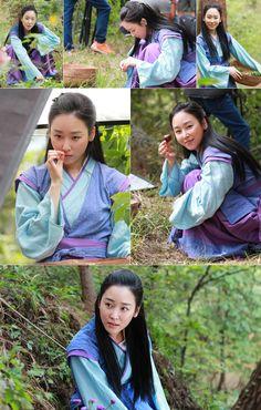 Seo hyun jin 수백향