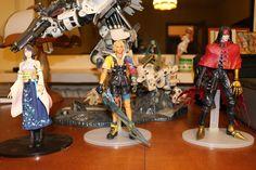 Cross Final Fantasy squad