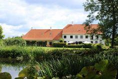 Rungstedlund, Karen Blixen's home and park in Denmark.