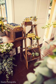 Meu DIa D - Blog de Casamento - Casamento no Campo Jardim Decoração campestre rústica (54)